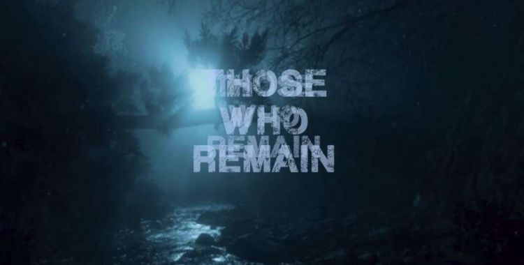 Those Who Remain - psychologiczny thriller zmierza na PlayStation 4