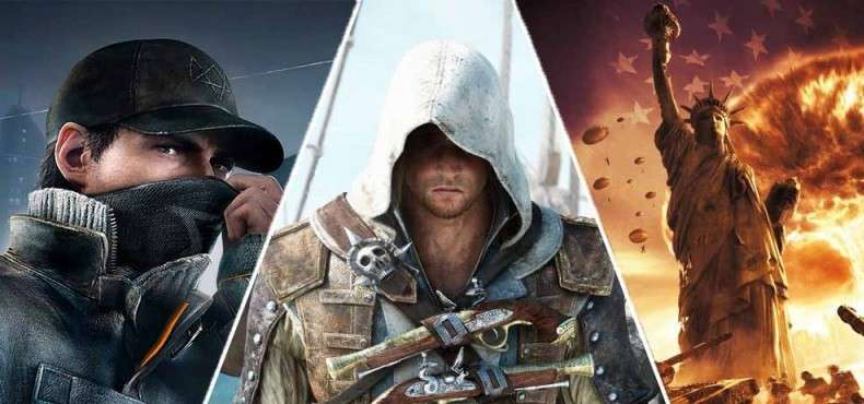 Watch Dogs, Assassin's Creed: Black Flag i World in Conflict za darmo od Ubisoftu