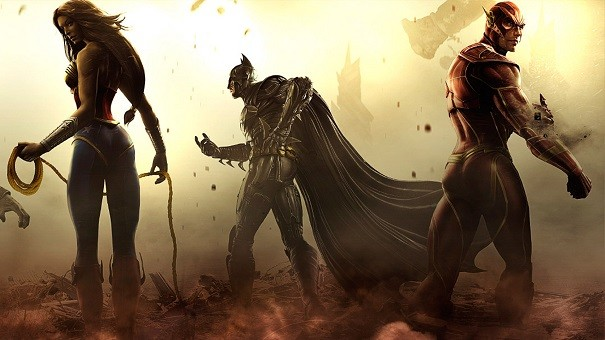 Injustice: Gods Among Us w wersji Game of The Year na PS3 i PS4