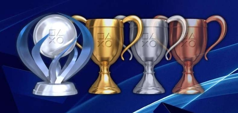 PS5 trofea PlayStation 5
