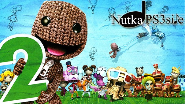 Nutka PS3Site: LittleBigPlanet 2 (PS3)