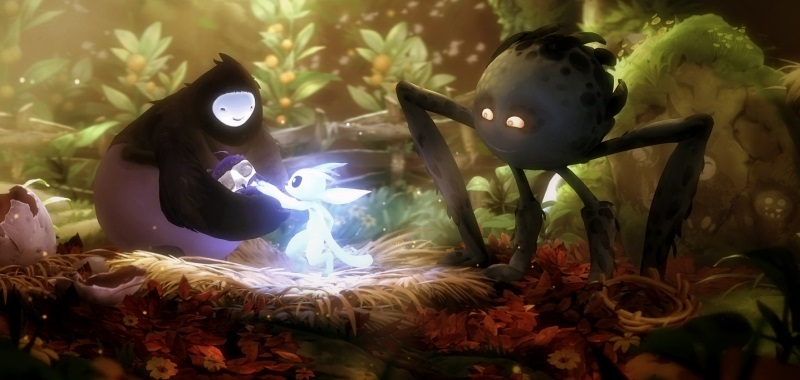 Ori and the Will of the Wisps bohaterowie