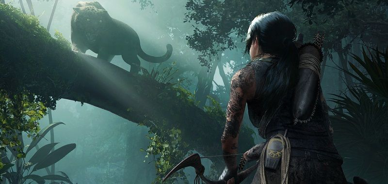 Shadow of the Tomb Raider na PS5