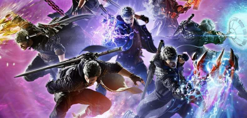 Devil May Cry 5 z trybem multiplayer!
