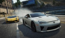 Multiplayer w NFS: Most Wanted