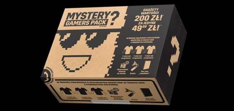 Mystery Gamers Pack