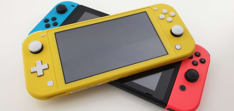 Nintendo Switch i Nintendo Switch Lite