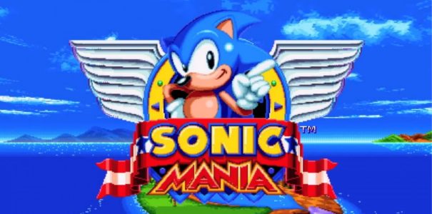 Sonic Mania na nowym materiale