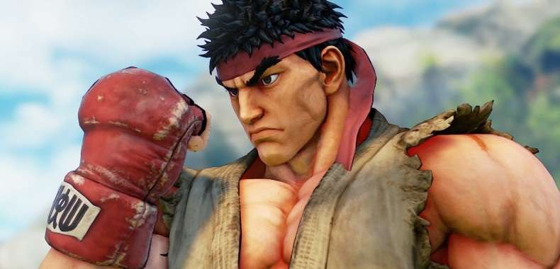 Ryu ze Street Fighter V