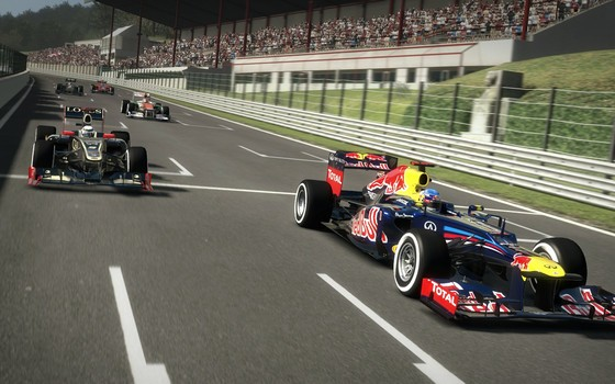 Data premiery i nowy gameplay z F1 2013
