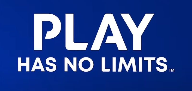 "PS5 z oficjalnym sloganem: ""Play Has No Limits"""