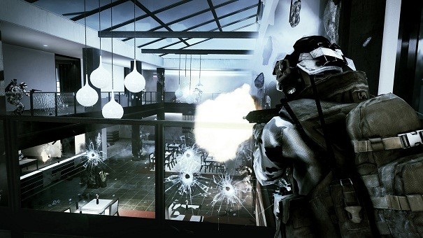 Garść screenshotów z Battlefield 3: Close Quarters