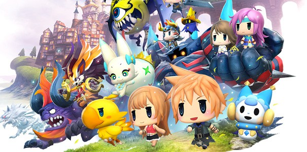 Poznajcie Miraże z World of Final Fantasy
