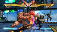 Crossplay w Street Fighter X Tekken na filmiku