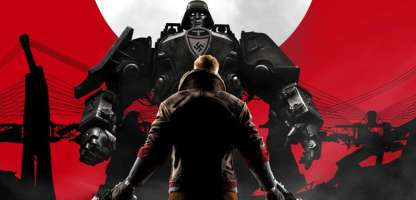 Szykujcie się na Wolfenstein: The New Colossus