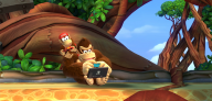 Donkey Kong Country: Tropical Freeze. Małpy bawią się na Nintendo Switch