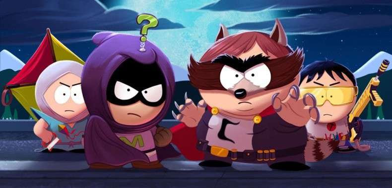 Postacie z South Park: Fractured But Whole