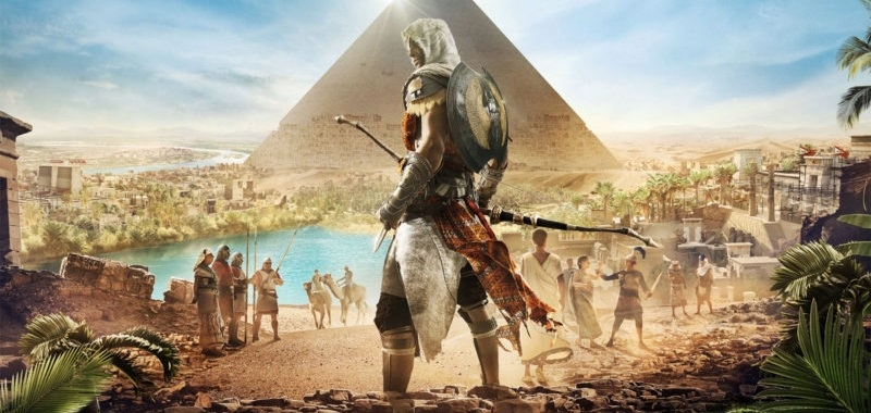 Assassin's Creed: Discovery Tour Assassin's Creed: Origins
