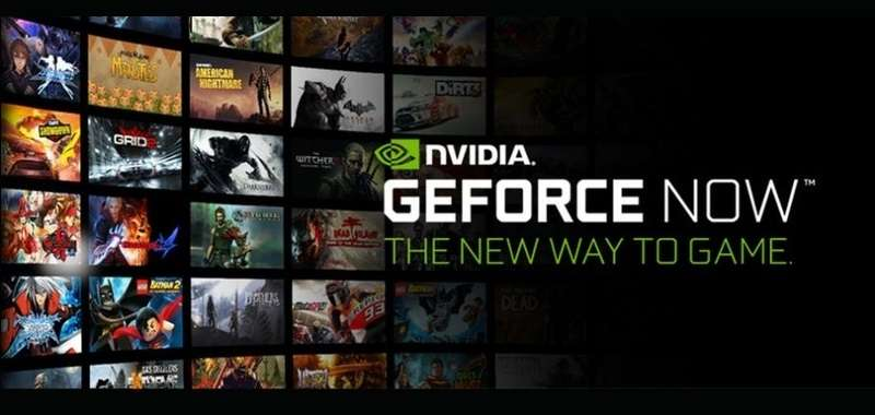 GeForce NOW na Android