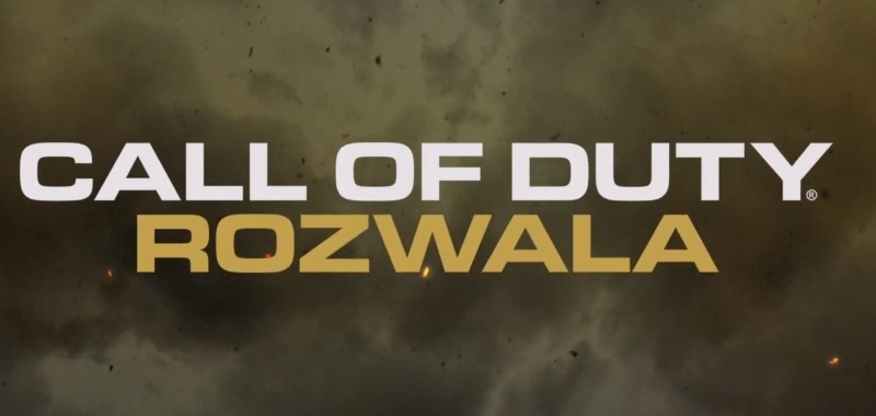 Call of Duty: Rozwala