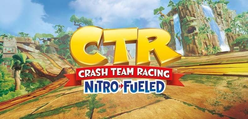 zwiastun Crash Team Racing Nitro Fueled