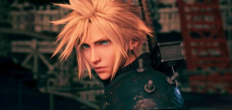 Cloud Strife Final Fantasy VII Remake