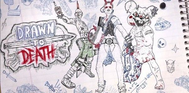 Drawn to Death od twórcy Twisted Metal będzie grą free-to-play