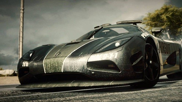 Nowy Need for Speed to... Hot Pursuit 2?