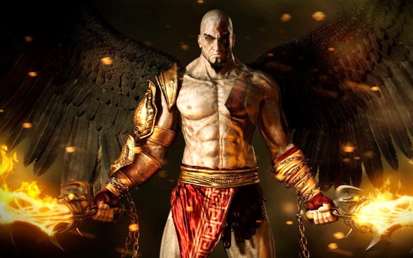 God of War Collection na PS Vita - data premiery i gameplay