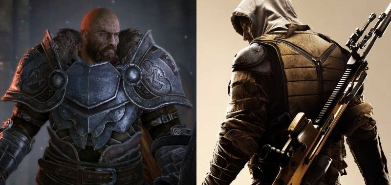 Lords of the Fallen 2 x Sniper Ghost Warrior Contracts 2