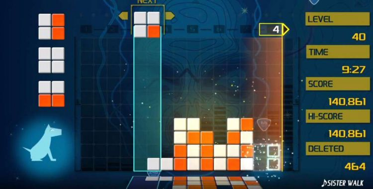 Lumines Remastered w maju trafi na PS4 i Switcha