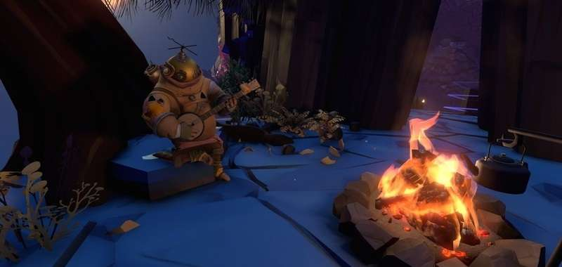 Outer Wilds na PlayStation 4