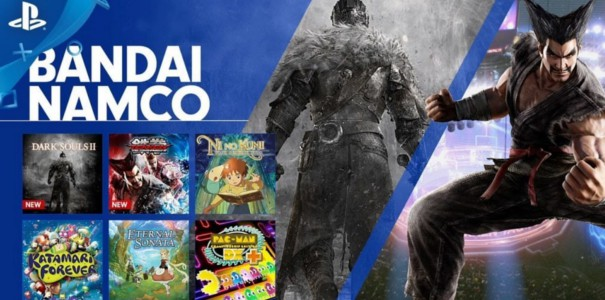 Hity od Bandai Namco lądują w PlayStation Now