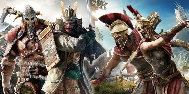Marka Assassin's Creed łączy się z For Honor. Start wielkiego crossovera