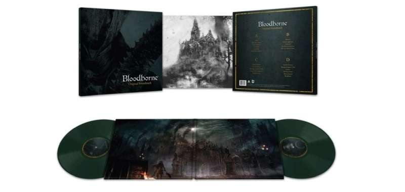 Bloodborne (Original Soundtrack) winyl