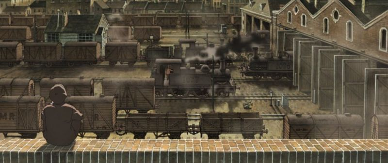 Steamboy - let's blow off some steam