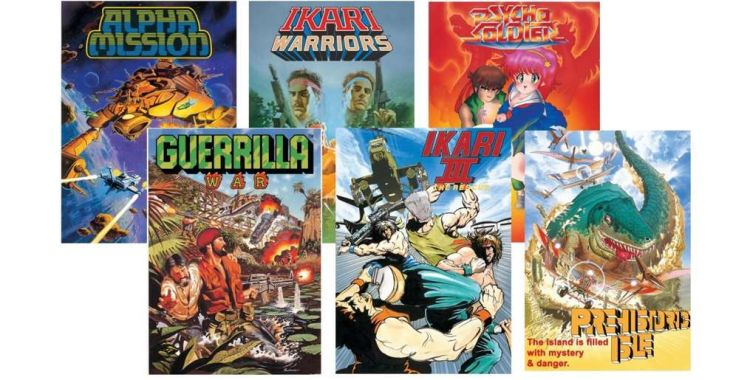 SNK 40th Anniversary Collection trafi na Nintendo Switch