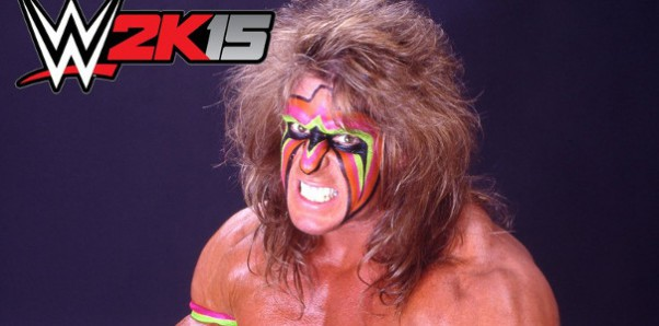 Legenda wrestlingu powraca - Ultimate Warrior zasili dziś roster WWE 2K15