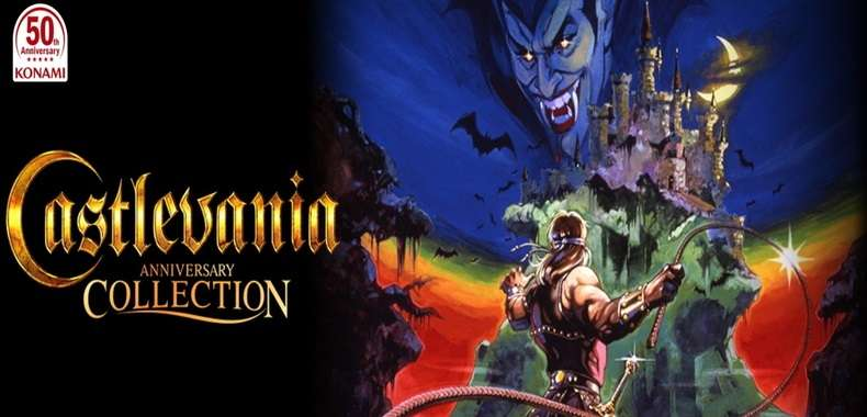 Castlevania Anniversary Collection, Belmont i Dracula