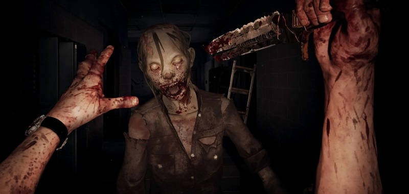 The Walking Dead VR PS4