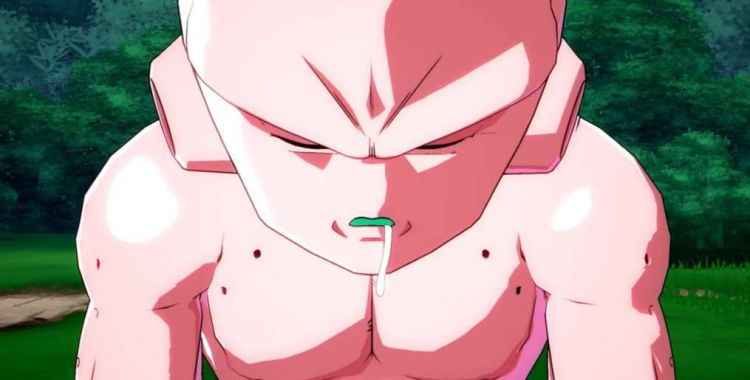Dragon Ball FighterZ prezentuje w akcji okrutnego Kid Buu