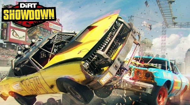 DiRT: Showdown pokaże co to destrukcja