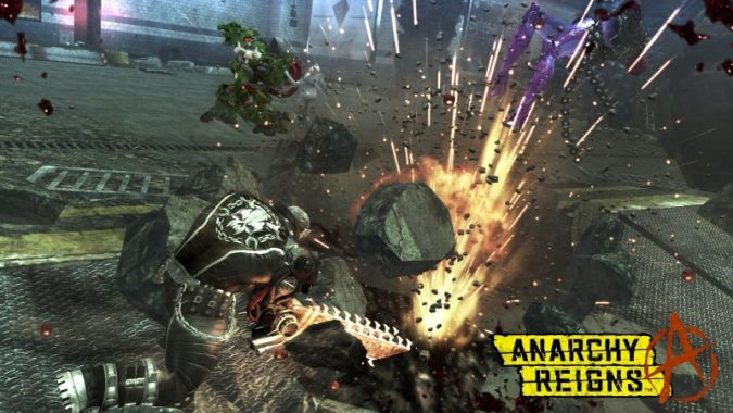Anarchy Reigns opóźnione