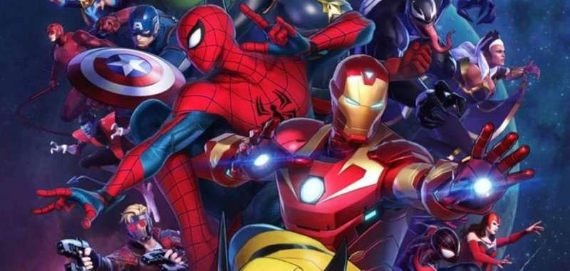 Marvel Ultimate Alliance 3: The Black Order na konkretnym gameplayu