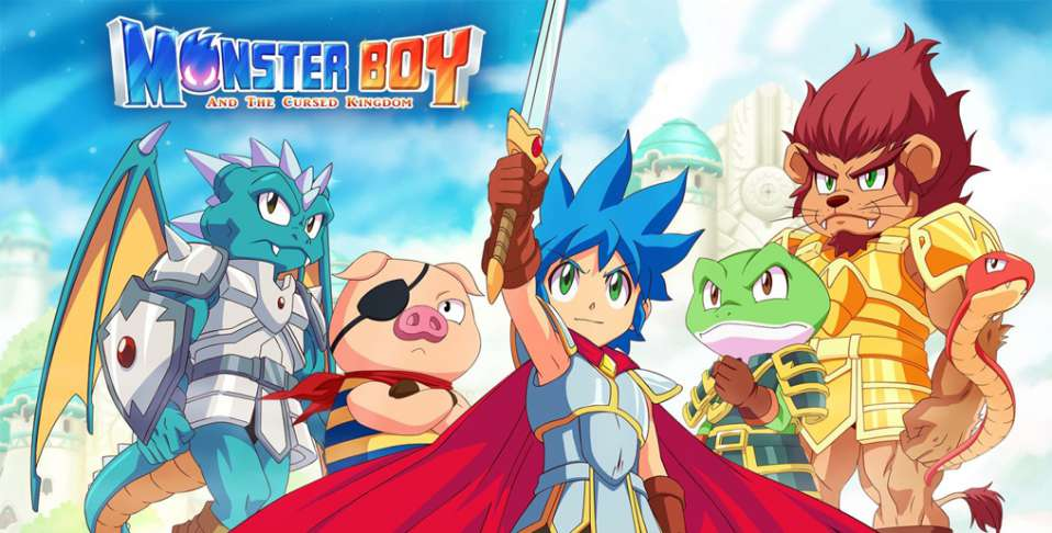 Monster Boy and the Cursed Kingdom wyjdzie w pudełku