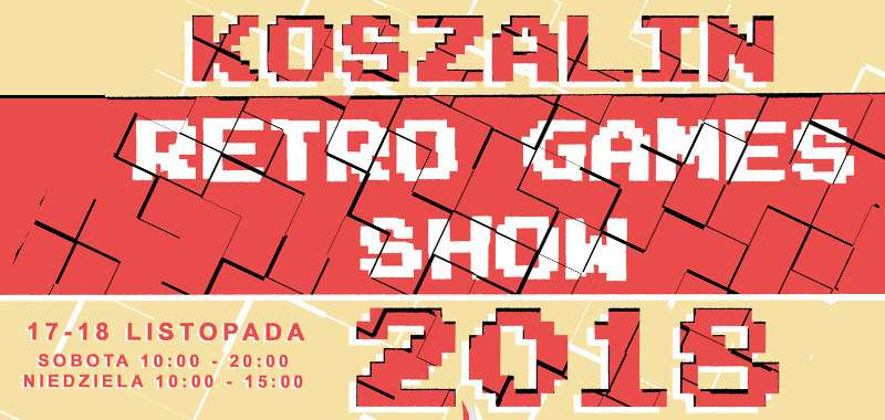 Koszalin Retro Games Show 2018
