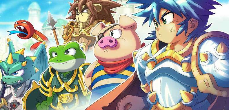 Monster Boy and The Cursed Kingdom kusi zwiastunem z okazji E3 2018