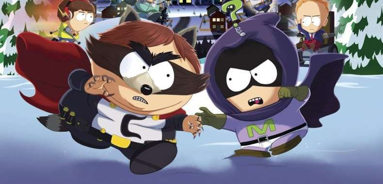 South Park: The Fractured but Whole bohaterowie