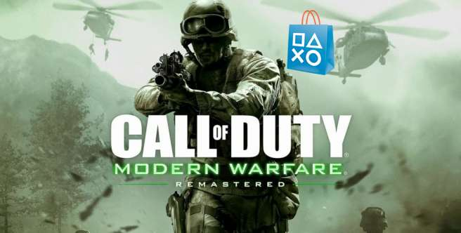 Call of Duty: Modern Warfare Remastered nową ofertą tygodnia w PS Store