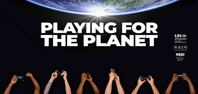 Playing for the Planet gry